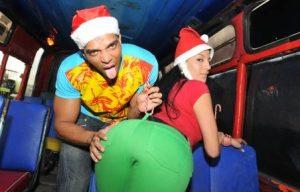Culioneros Navidad a la Colombiana