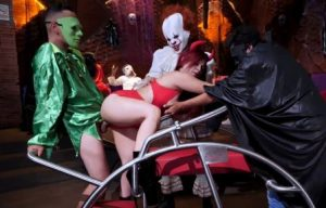 SexMex Taboo Halloween