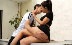 SexMex Salome Gil Fucking in front of Dad pt1